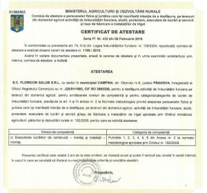 Floricon Salub S.R.L. - Vidanjare Campina